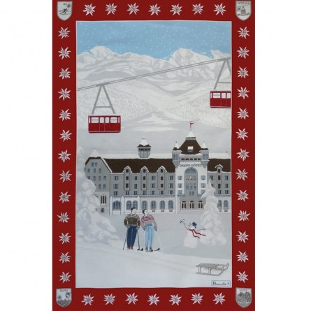 Essuie-verre Grand Hôtel