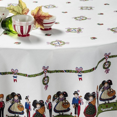 Hansi Tablecloth