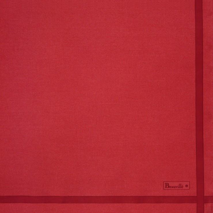 Two-coloured Napkin - Red/Carmine