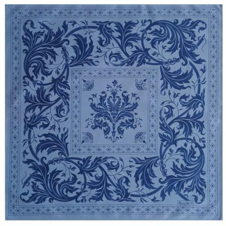 Topkapi Serviette Blau