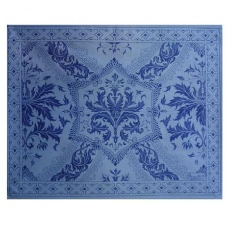 Topkapi Tischset Blau