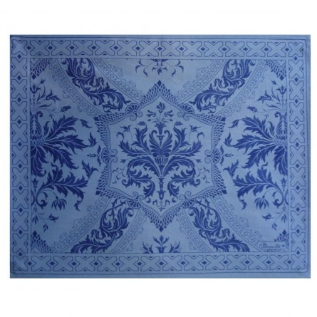 Topkapi Placemat Blue