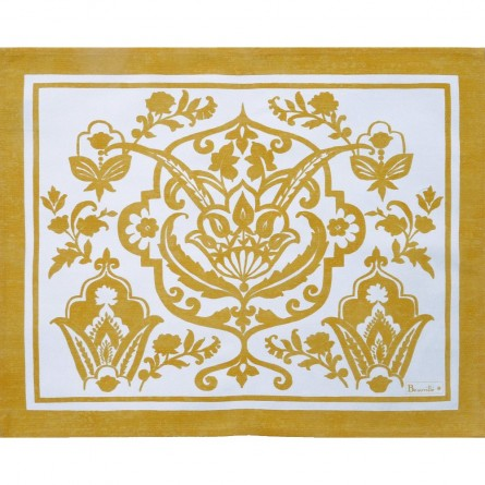 Saint Tropez Coated Placemat