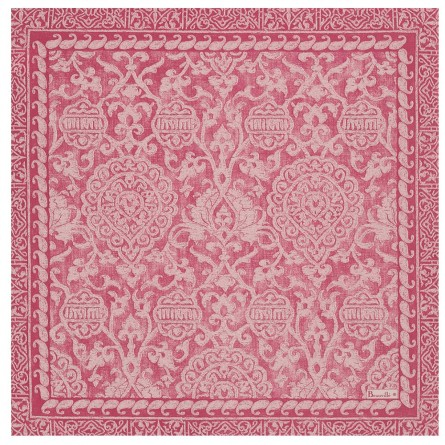 Serviette Grand Soir Rose