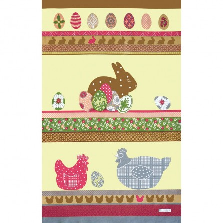 Printemps Tea-Towel