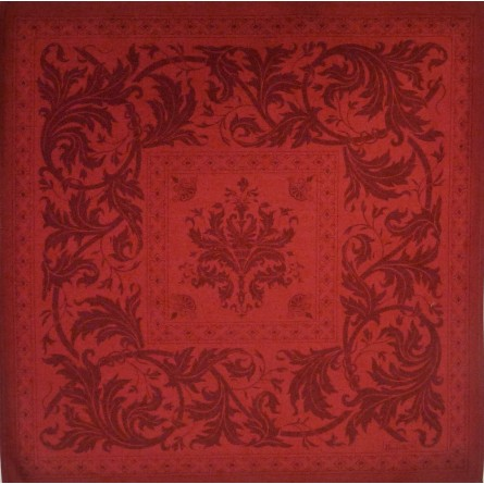 Topkapi Napkin Red
