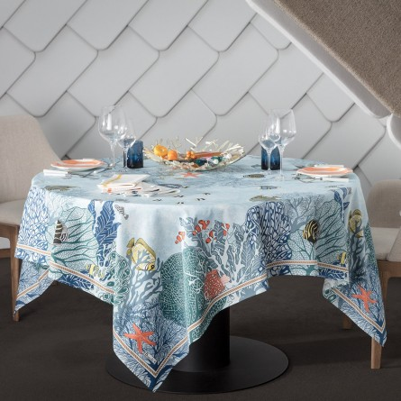 Porquerolles Tablecloth