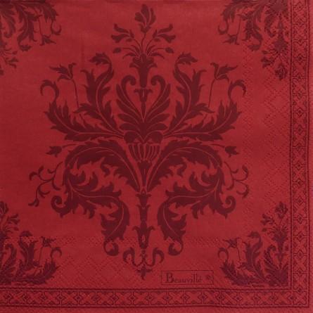 Topkapi Papierservietten Rot