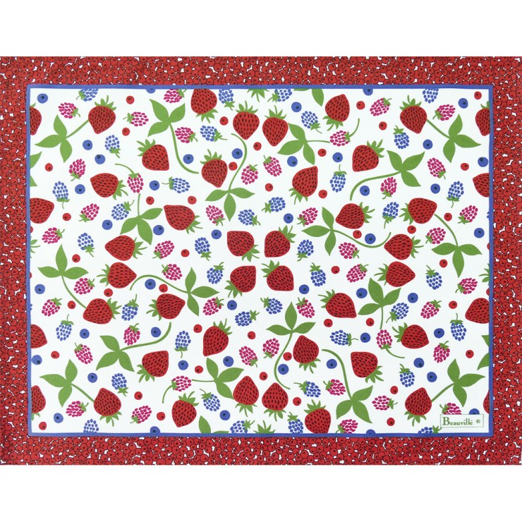 Fruits d'été Placemat