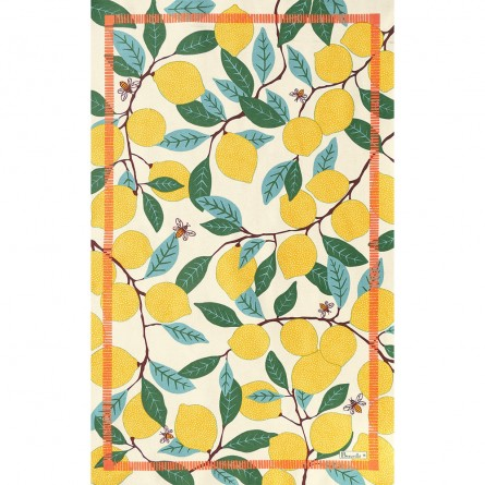 Citrons Tea-Towel