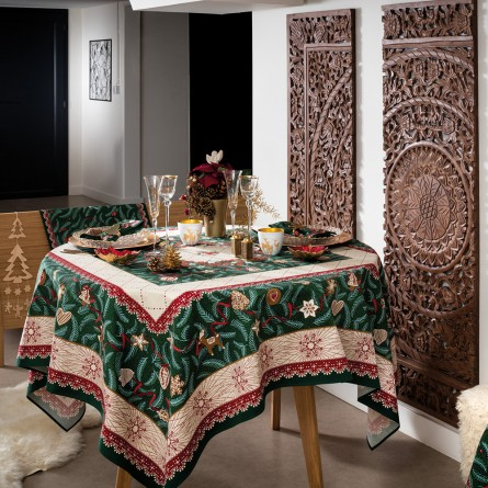 Nappe Sapin d'Epices
