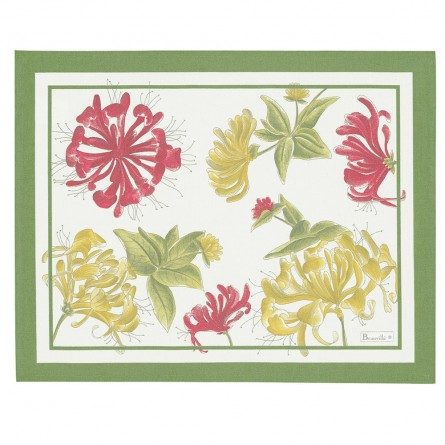 Jardins Placemat Yellow