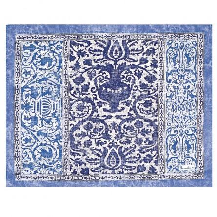 Rialto Tischset Meerblau
