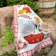 Alsace Gourmande Tea-towel