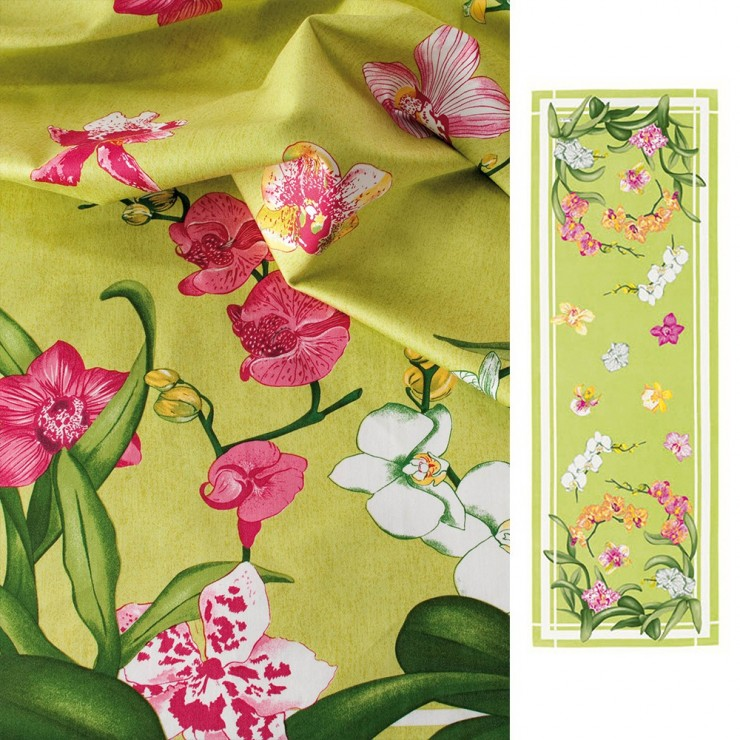 Tête à tête Orchidées