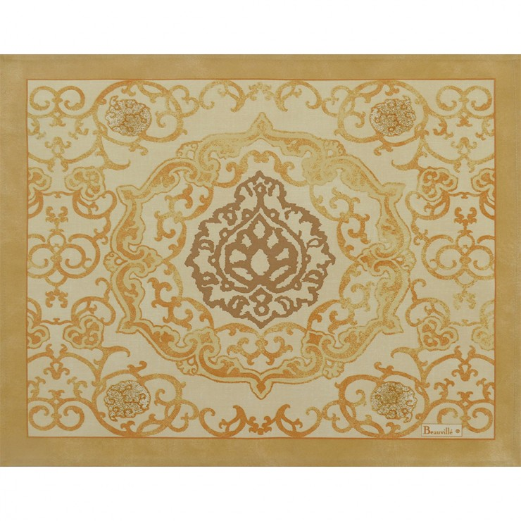 Palazzo Gold Placemat