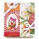 Tea-towel gift box Fruits et Fleurs