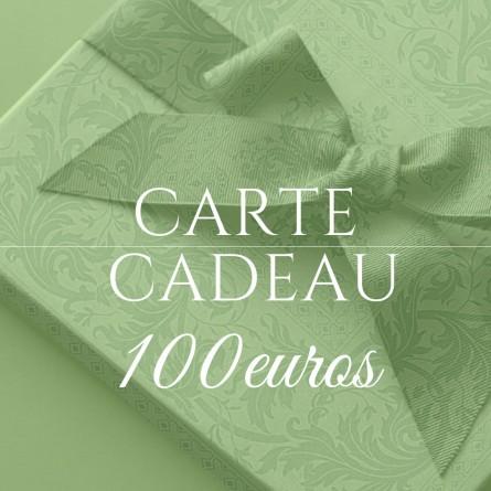 Geschenk Karte 100