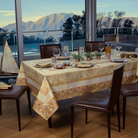 Palazzo Jade Tablecloth