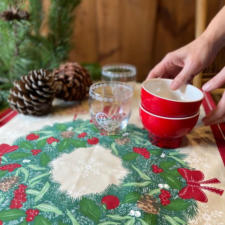 Tête à tête Christmas