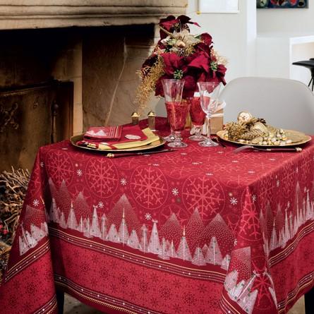 L'Hiver Tablecloth