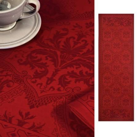 Topkapi Tischläufer Rot