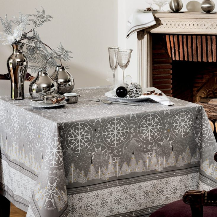 nappe table de fete