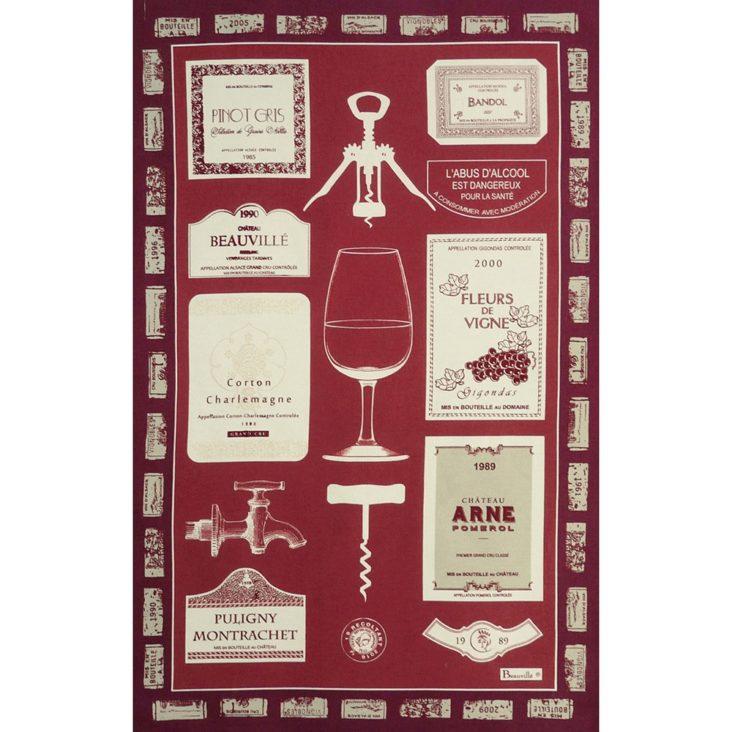 torchon cuisine vins